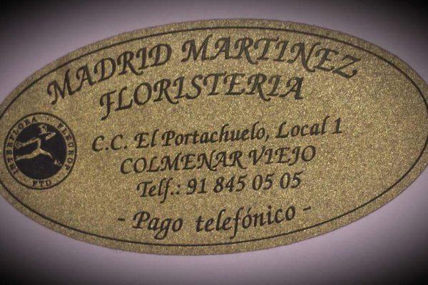 Logo 07 Floristería Madrid